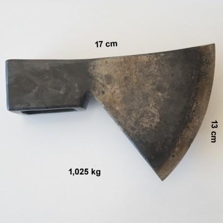 Tapan Av & Çoban Bıçağı (Plastik - Paslanır) 26 cm - Vişne Ala