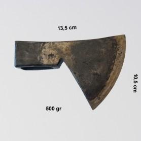 Tapan Av & Çoban Bıçağı (Plastik - Paslanır) 26 cm - Ala Kahve