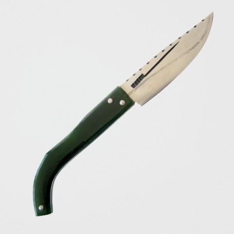 Tapan Av & Çoban Bıçağı (Plastik - Paslanmaz) 26 cm - Sarı