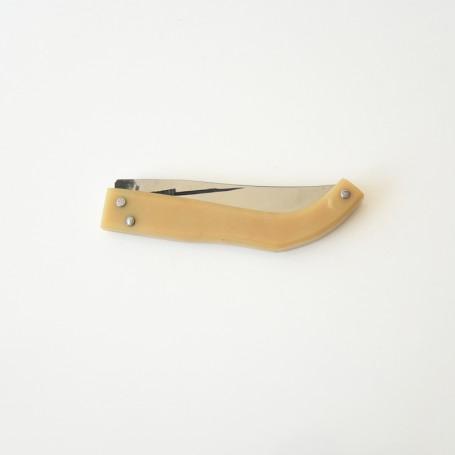 Tapan Av Bıçağı Pro ( Plastik - Yay Çeliği ) 23 cm - Turuncu