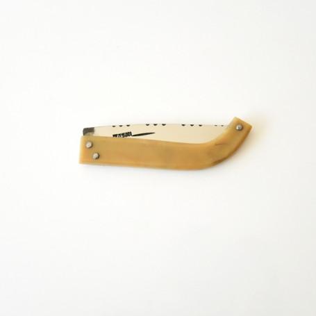 Tapan Av ve Çoban Bıçağı Pro (Plastik - Yay Çeliği ) 26 cm Alakızıl