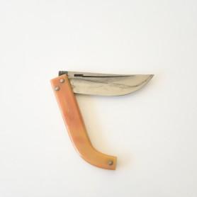 Maskot Çaki 12 cm (Paslanmaz) - Sarı