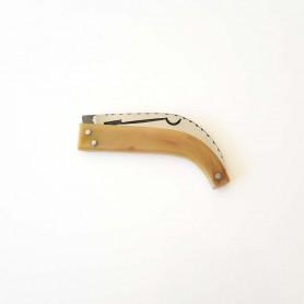 Tapan Çakı Bıçak Kılıfı 12-17 cm Uyumlu Vegatel Deri Kahverengi