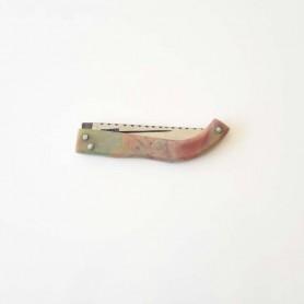 Tapan Çakı Bıçak Kılıfı 19-23 cm Uyumlu Vegatel Deri (Kahverengi)