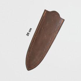 Tapan Cep Çakısı (Plastik - Paslanmaz) 12 cm - Turuncu