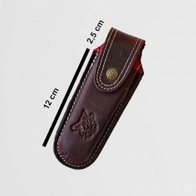 Tapan Av Bıçağı (Plastik - Paslanmaz) 26 cm - Sarı Kızıl